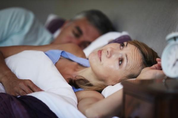 menopause sleep problem