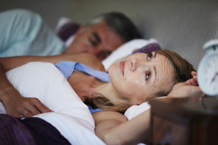 menopause sleep problem